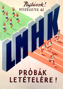 Prepare for the sport tests of the LMHK!