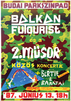 Balkan Futourist and the 2nd Set