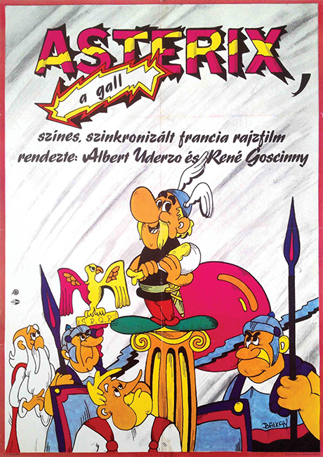 88. asterix  the gaul