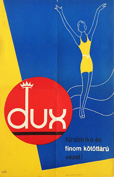 1. dux  the leading brand in bath jersey and knitwear!