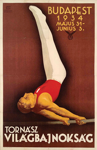 Gymnastics World Championships 1934