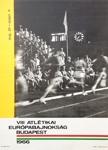 8th Athletic European Championship