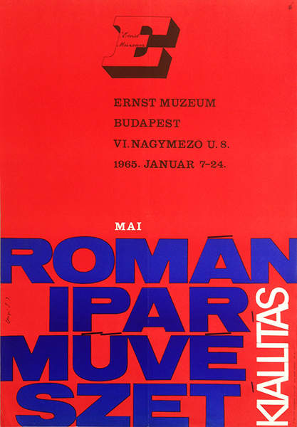 Contemporary romanian applied art exhibition