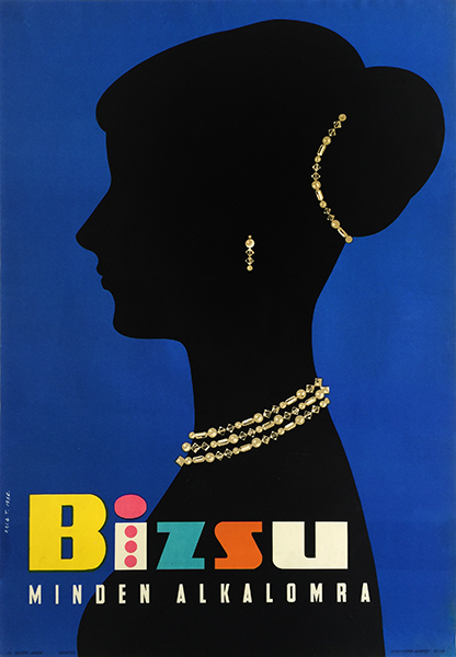 5. zala   bijou for every occasion 1960 vintage poster