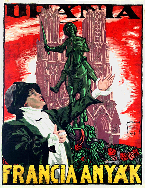 Satori mothers of france movie poster