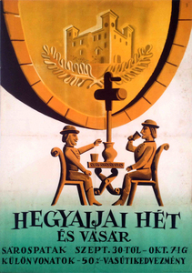 Tokaj Hegyalja Week and Fair