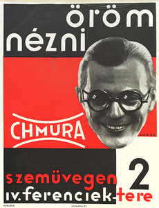 Chmura - a pleasure to look through Chmura glasses