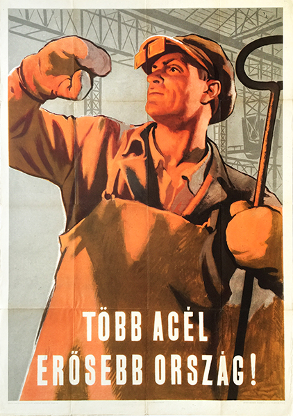 Socialist Realism and the continuity of the modern poster