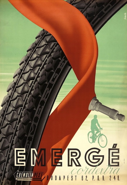 Szilas   emerge cordextra bicycle tires
