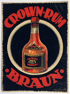 Braun Crown Rum