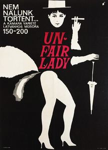 Unfair Lady - Chamber Variety show
