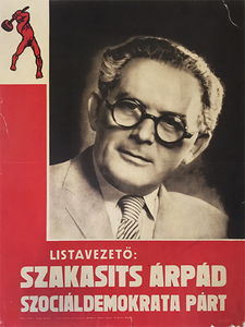 Arpad Szakasits - Social Democratic Party