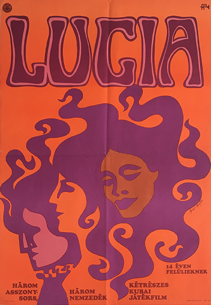 So ky   luci%cc%81a 1970 original hungarian vintage movie poster
