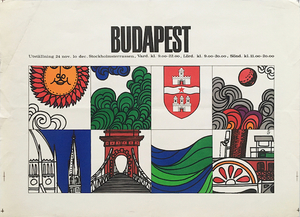 Budapest Exhibition in Stockholm Sweden