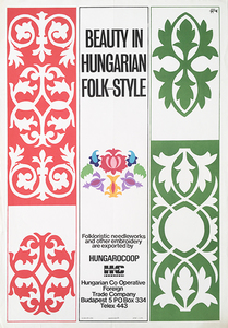 Beauty in Hungarian Folk Style - Hungarocoop