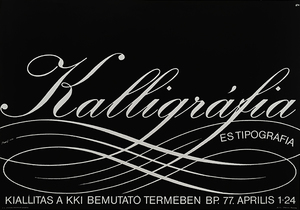 Calligraphy and Typography Exhibition