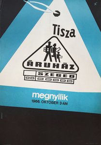 Tisza Department Store Szeged will open on October 8 1966