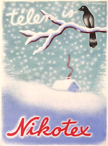 Also during winter - Nikotex cigars and cigarettes