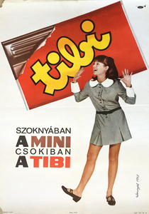 Tibi chocolate - The skirt is mini the chocolate is Tibi