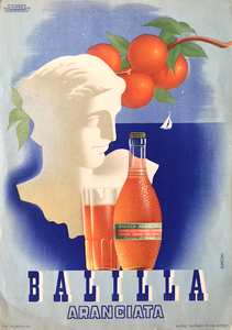 Balilla Aranciata orange soda