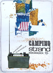 Camping beach portable radios - It's relaxation if you turn it on