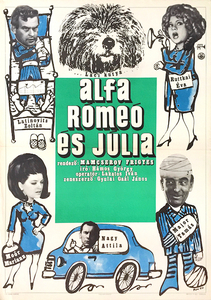 Alfa Romeo and Juliet