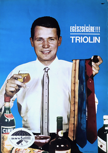 Cheers!!! Triolin ties