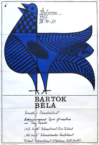 Bela Bartok 2nd International Choir Festival in Debrecen