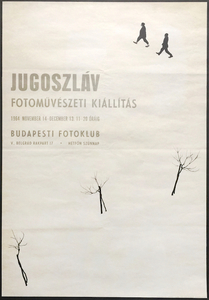 Yugoslavian Photography Exhibition at the Budapest Photography Club