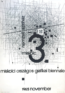 3rd National Graphic Biennial in Miskolc