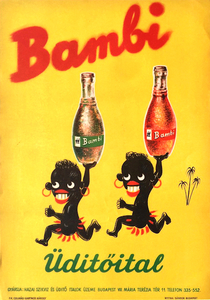 Bambi soft drink