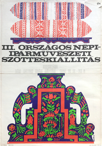 3rd National Folk Arts and Crafts Tapestry Exhibition in Szekszard