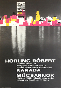 Canada - Robert Horling's photography exhibition - Kunsthalle