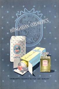 Hungarian cosmetics - Baeder Caola - Chemolimpex