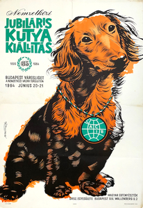 International CACIB Jubilee Dog Show - Varosliget Budapest