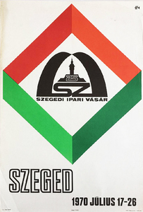 Szeged Industrial Fair 1970