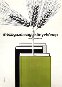 Agricultural book month 1966 February