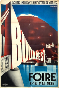 Budapest International Fair 1935