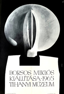 Exhibition of Miklos Borsos - Tihany Museum