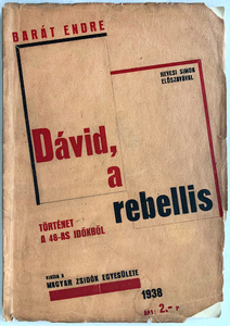 Endre Barat: David, the Rebel - Association of Hungarian Jews
