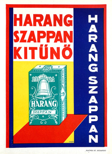 Harang soap is excellent