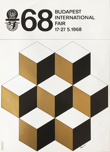 Budapest International Fair 1968