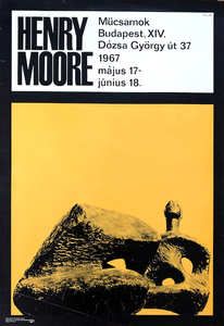 Henry Moore exhibition